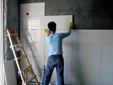 贴砖填缝需要注意的知识